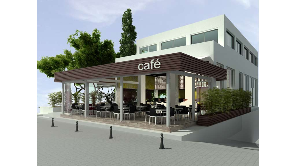 CAFÉ/ΕΣΤΙΑΤΟΡΙΟ ΣΤΗΝ ΚΗΦΙΣΙΑ